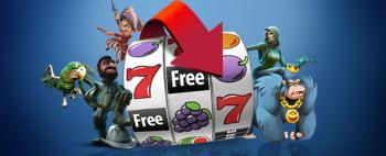 online slot free spins